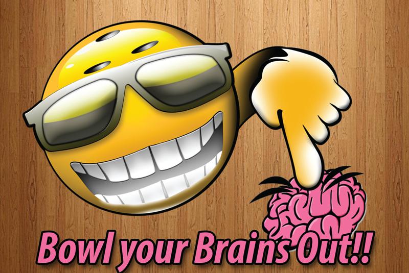 bowl brains out logo